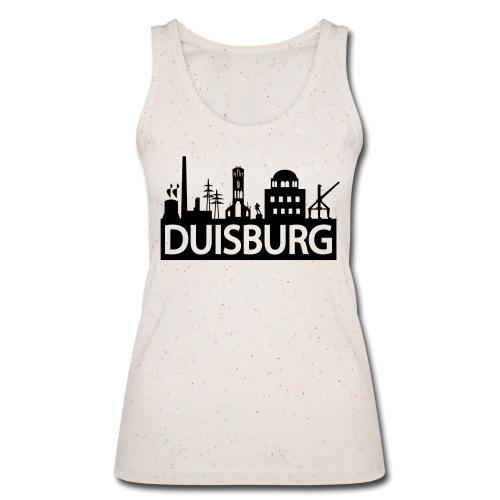 Skyline Dusiburg - Frauen Kapuzenpullover - Frauen Bio Tank Top von Stanley & Stella