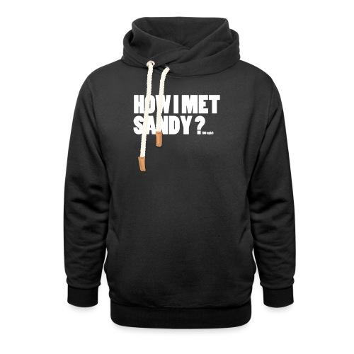 #Sandy / Colors - Sweat à capuche cache-cou