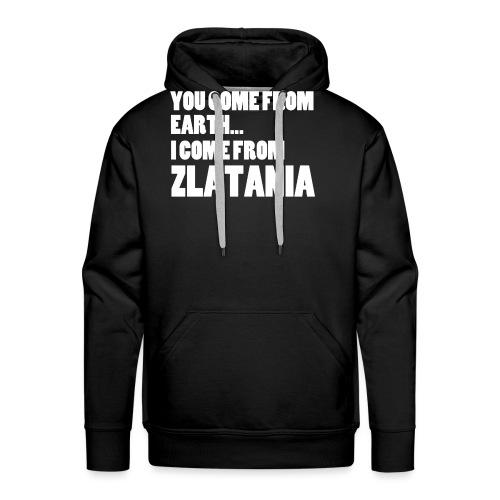 ZLATANIA / Colors - Sweat-shirt à capuche Premium pour hommes