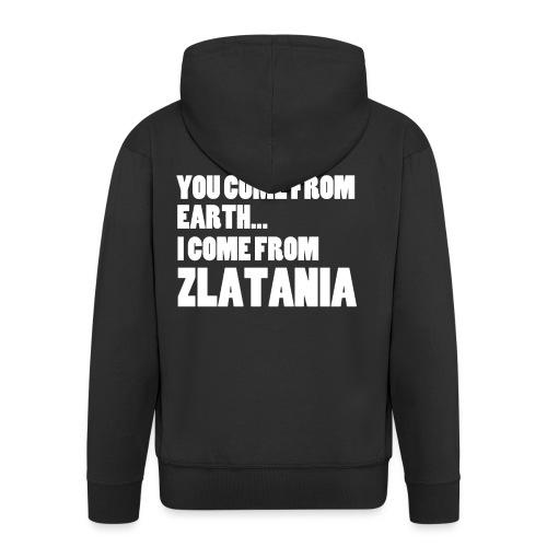 ZLATANIA / Colors - Veste à capuche Premium Homme