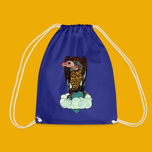 tas met een  gier - Gymtas