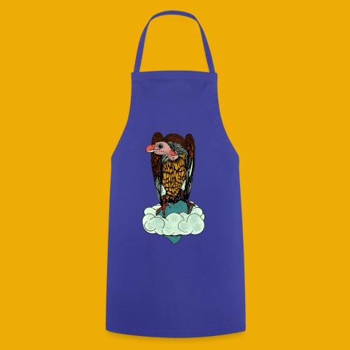 tas met een  gier - Keukenschort