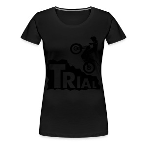 Trial Rock - Frauen Premium T-Shirt