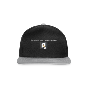Connection Interrupted - Snapback Cap