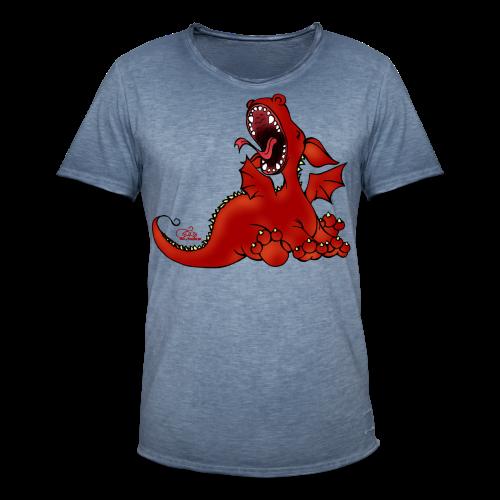 KinderShirt Guten Morgääähn!  - Männer Vintage T-Shirt