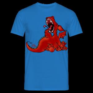 KinderShirt Guten Morgääähn!  - Männer T-Shirt
