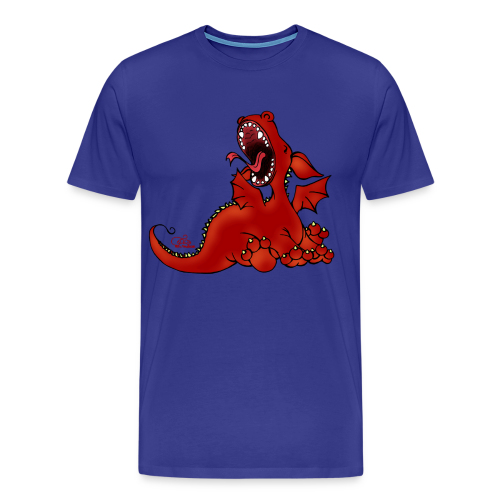 KinderShirt Guten Morgääähn!  - Männer Premium T-Shirt