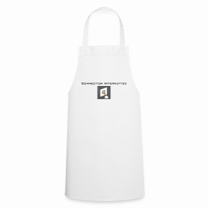 Connection Interrupted Hoodie - Cooking Apron