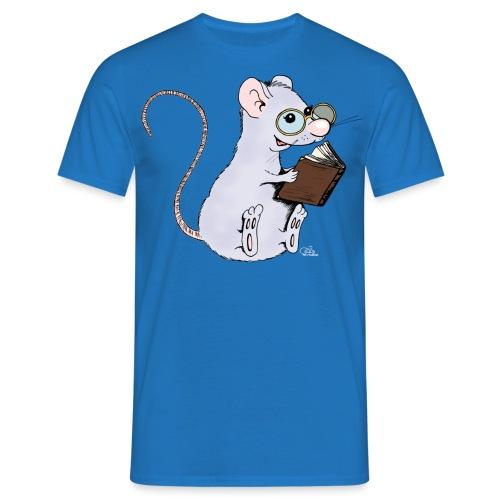 KinderShirt Raban Leseratte - Männer T-Shirt