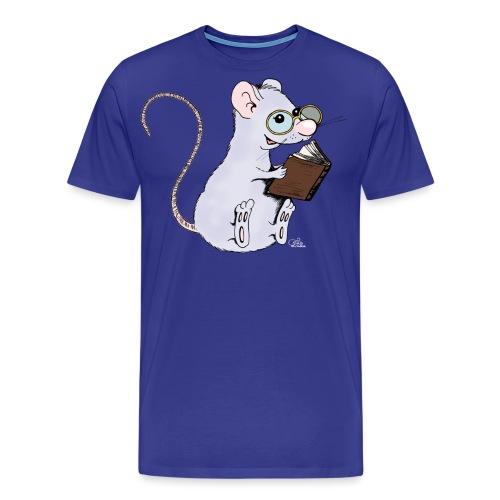 KinderShirt Raban Leseratte - Männer Premium T-Shirt