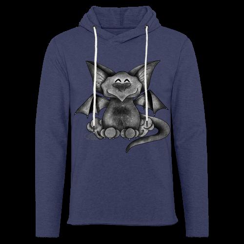 KinderShirt Gargoyle - Leichtes Kapuzensweatshirt Unisex