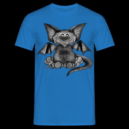 KinderShirt Gargoyle - Männer T-Shirt