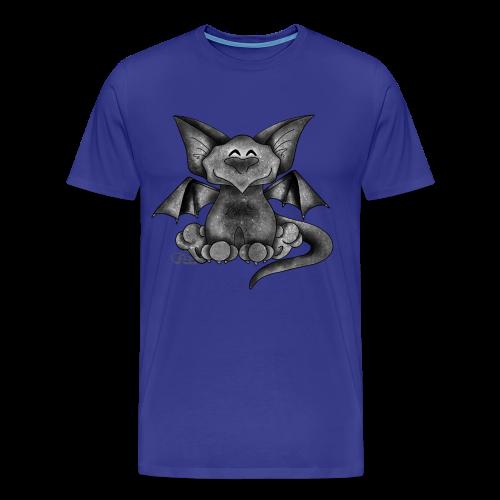 KinderShirt Gargoyle - Männer Premium T-Shirt