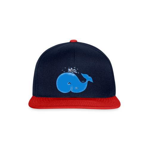 KinderShirt Walli Wal - Snapback Cap