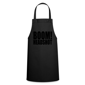 Head Shot - Cooking Apron