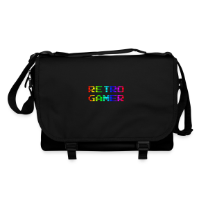 Retro Gamer - Shoulder Bag