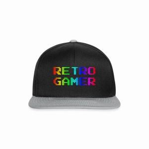 Retro Gamer - Snapback Cap