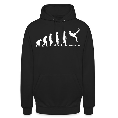 Zlatan Evolution / Colors - Sweat-shirt à capuche unisexe