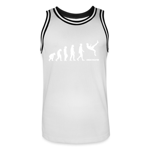 Zlatan Evolution / Colors - Maillot de basket Homme