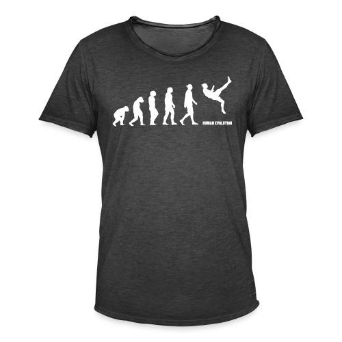 Zlatan Evolution / Colors - T-shirt vintage Homme