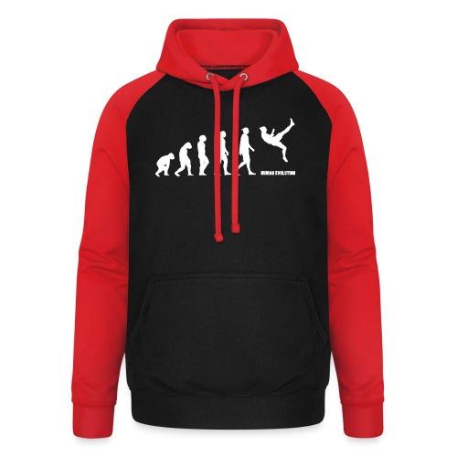 Zlatan Evolution / Colors - Sweat-shirt baseball unisexe