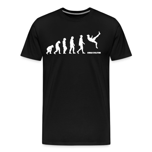 Zlatan Evolution / Colors - T-shirt Premium Homme