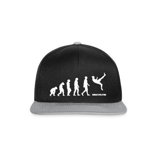 Zlatan Evolution / Colors - Casquette snapback
