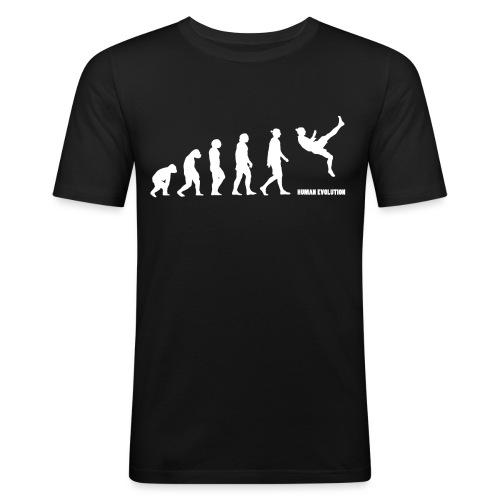Zlatan Evolution / Colors - T-shirt près du corps Homme