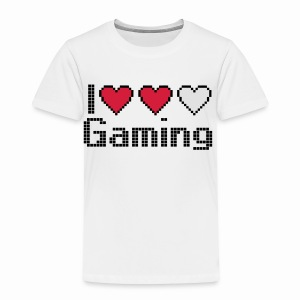 I Heart Gaming - Kids' Premium T-Shirt