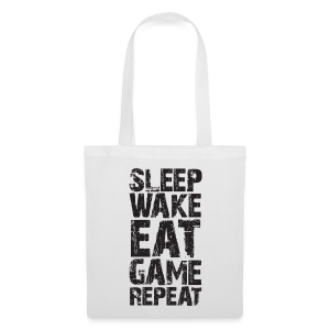 Sleep Wake Eat... - Tote Bag