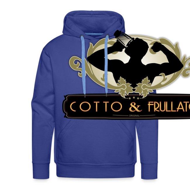 Felpa uomo Cotto & Frullato
