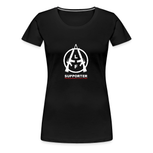 Animal Liberation Front Supporter - Frauen Premium T-Shirt
