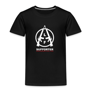 Animal Liberation Front Supporter - Kinder Premium T-Shirt