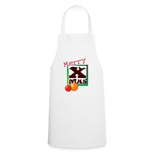 Merry X-Mas - Kochschürze