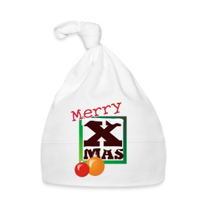 Merry X-Mas - Baby Mütze