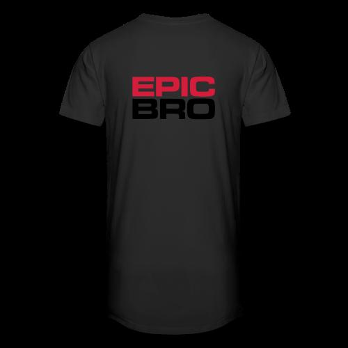 Epic Bro Hoodie - Männer Urban Longshirt