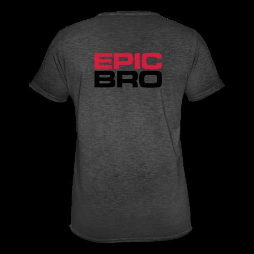 Epic Bro Hoodie - Männer Vintage T-Shirt