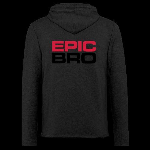 Epic Bro Hoodie - Leichtes Kapuzensweatshirt Unisex