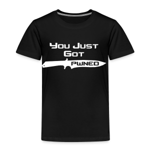 Pwned - Kids' Premium T-Shirt