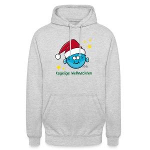 Kugelige Weihnachten - Unisex Hoodie