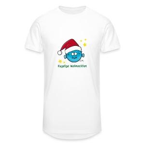 Kugelige Weihnachten - Männer Urban Longshirt