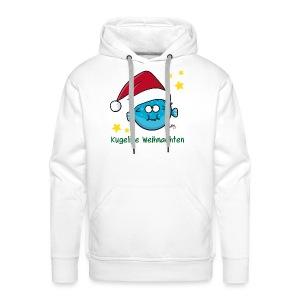 Kugelige Weihnachten - Männer Premium Hoodie
