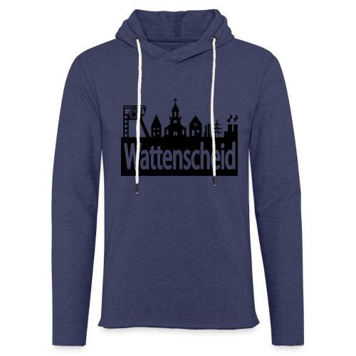 Skyline Wattenscheid - Frauen Kapuzenpulli - Leichtes Kapuzensweatshirt Unisex
