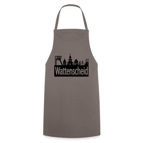 Skyline Wattenscheid - Frauen Kapuzenpulli - Kochschürze