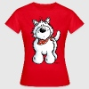 West Highland White Terrier - Westie – Dog T-Shirts - Women's T-Shirt