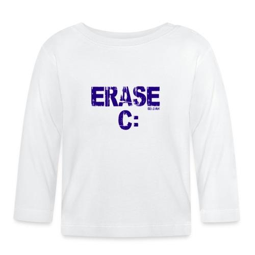 BELGIAN-ERASE - T-shirt manches longues Bébé