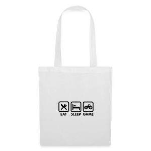 Eat Sleep Game - Tote Bag