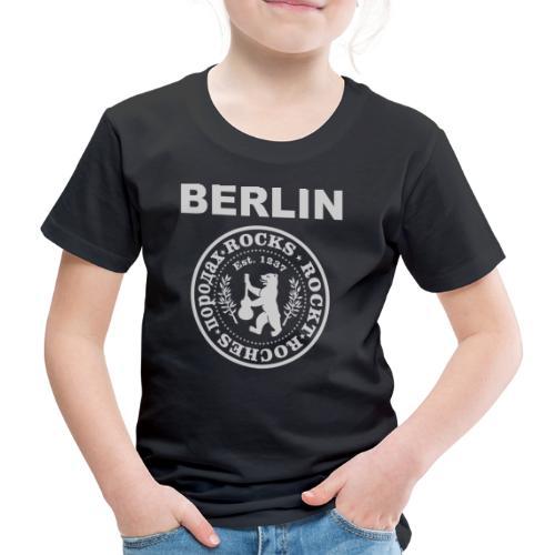 Berlin Rockt   Männer Shirt - Kinder Premium T-Shirt