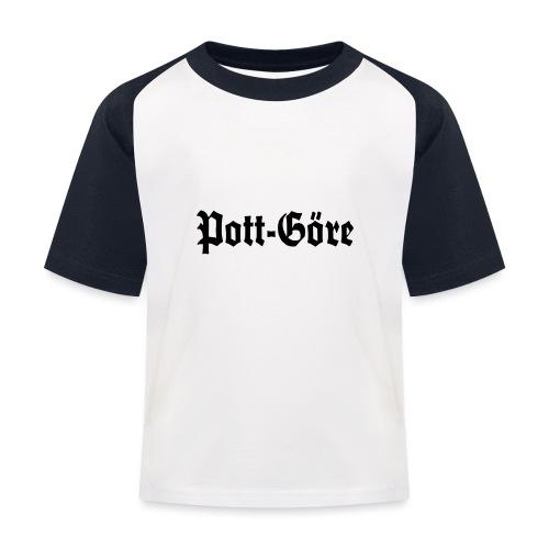 Pott Göre - Frauen Kapuzenpulli - Kinder Baseball T-Shirt