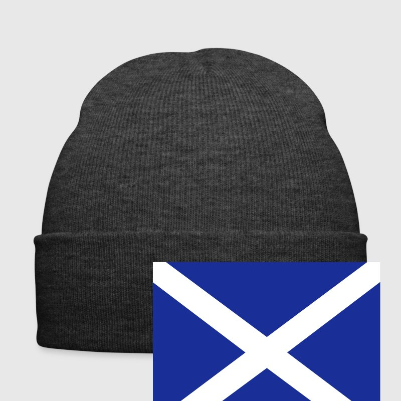 Asphalt Scottish Flag Caps & Hats - Winter Hat
